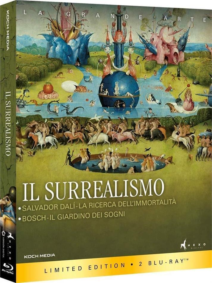 Il Surrealismo (La Grande Arte, Edizione Limitata, 2 Blu-ray)