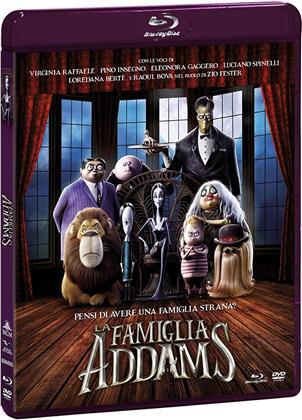 La famiglia Addams (2019) (Blu-ray + DVD)