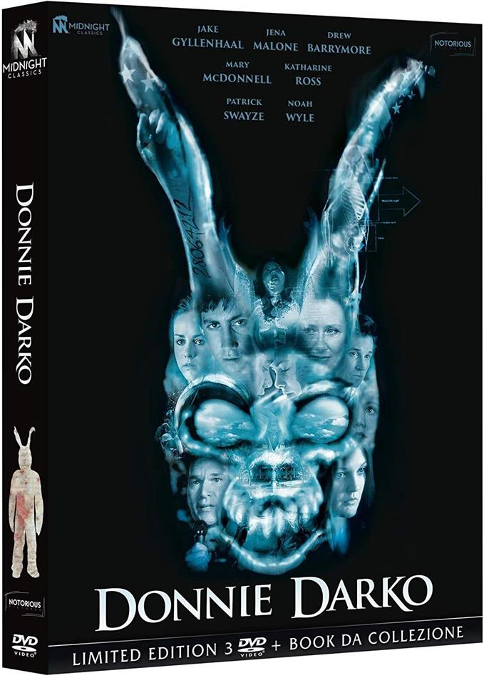 Donnie Darko (2001) (Limited Edition, 3 DVDs)
