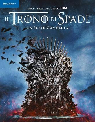 Il Trono di Spade - Stagioni 1-8 (33 Blu-rays)