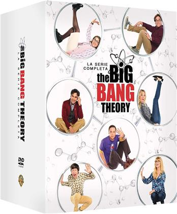 The Big Bang Theory - La serie completa (37 DVDs)
