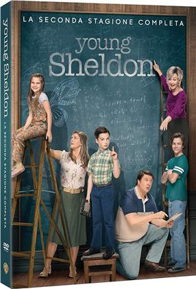 Young Sheldon - Stagione 2 (2 DVD)