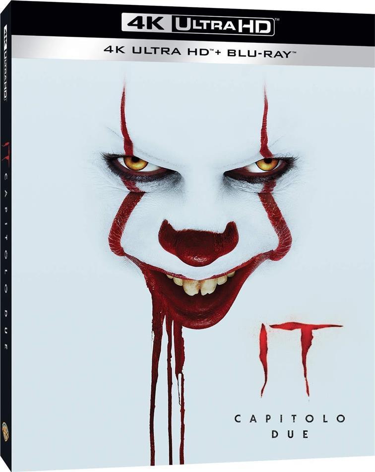It: Capitolo 2 (2019) (4K Ultra HD + Blu-ray)