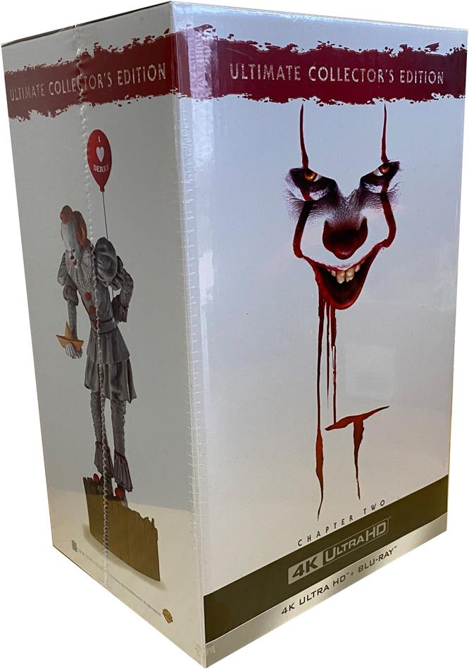 It: Capitolo 2 (2019) (Statue, Ultimate Collector's Edition, 4K Ultra HD + Blu-ray)
