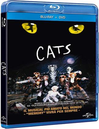 Cats (Riedizione, Blu-ray + DVD)