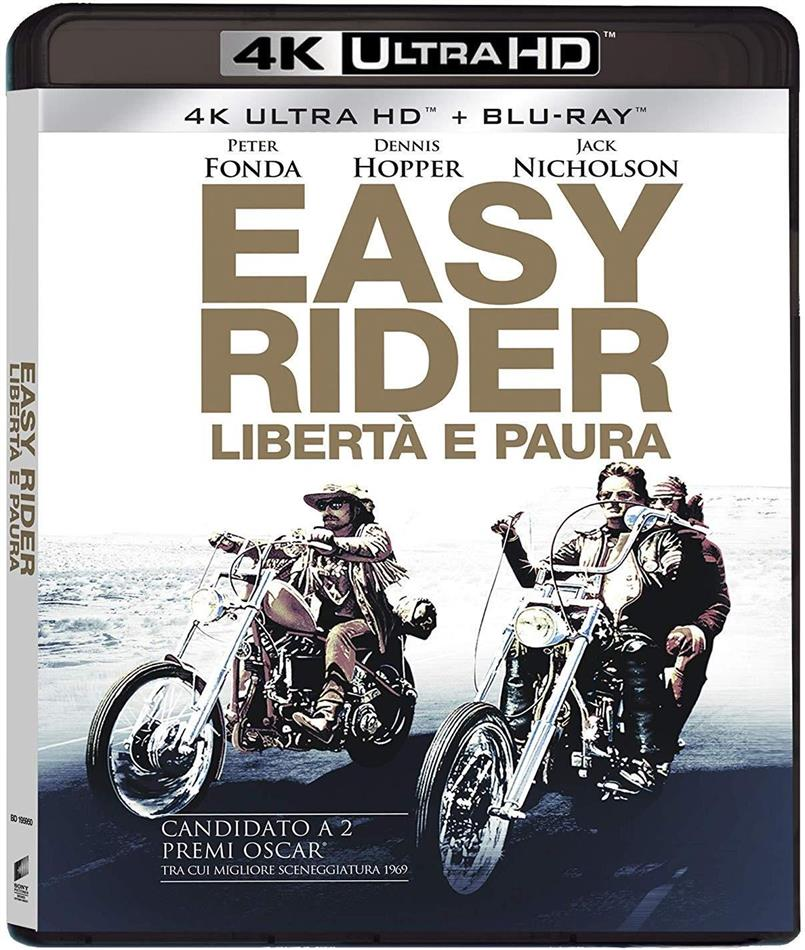 Easy Rider - Libertà e paura (1969) (4K Ultra HD + Blu-ray)