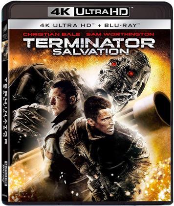 Terminator 4 - Salvation (2009) (4K Ultra HD + Blu-ray)