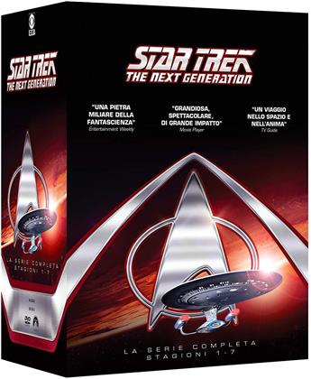 Star Trek: The Next Generation - Stagioni 1-7 (Complete Collection, Riedizione, 48 DVD)