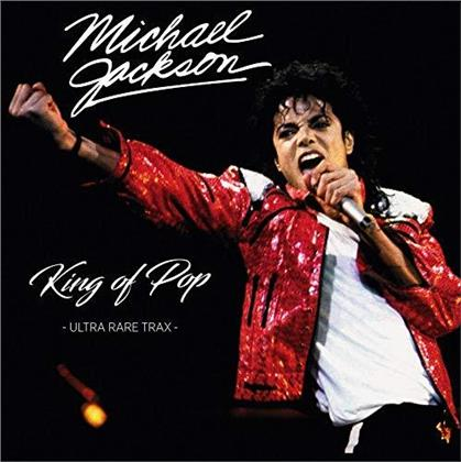 Michael Jackson - King Of Pop: Ultra Rare Trax (LP)