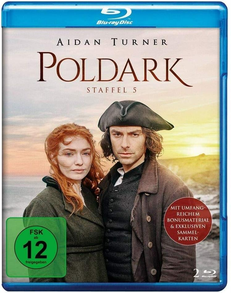 Poldark - Staffel 5 (2 Blu-rays)