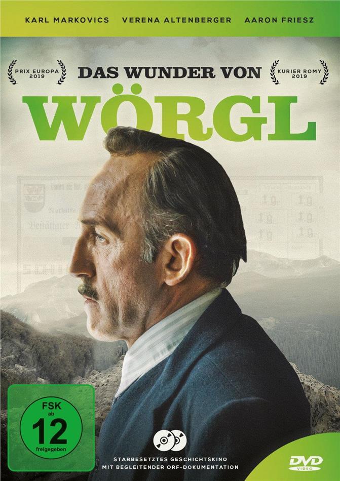 Das Wunder von Wörgl (2018) (Mediabook, 2 DVDs)