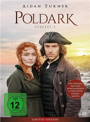 Poldark - Staffel 5 (Limited Edition, 3 DVDs)