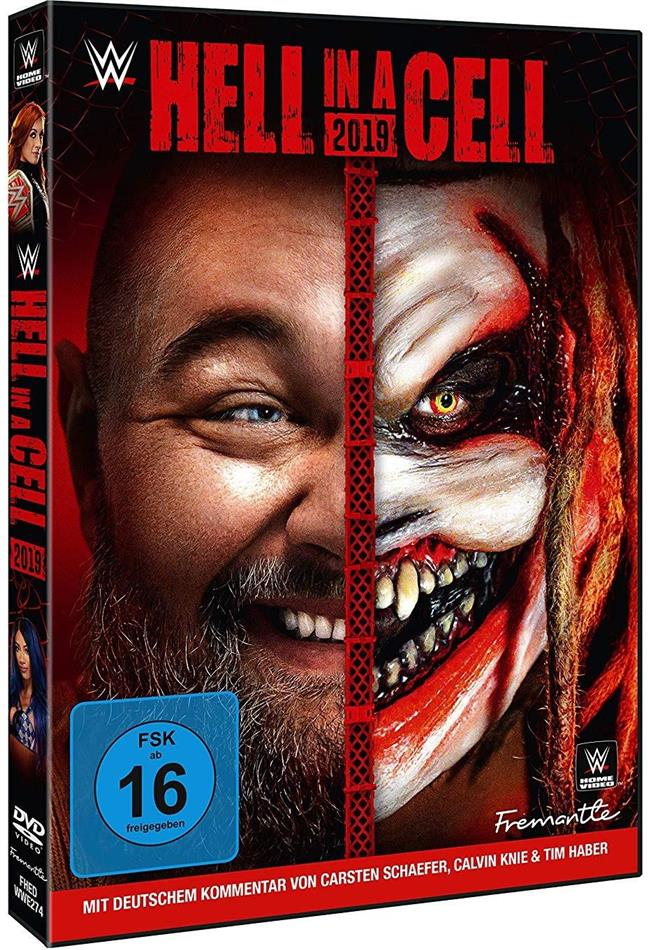 WWE: Hell In A Cell 2019 (2 DVDs)