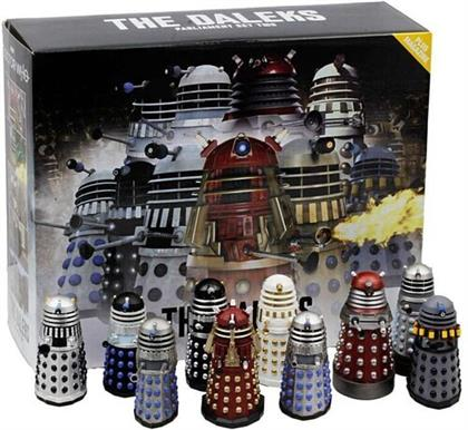 Doctor Who - Dr. Who Mega Figurines - Dalek Parliament Part 2