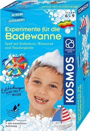 Experimente für die Badewanne (Experimentierkasten)