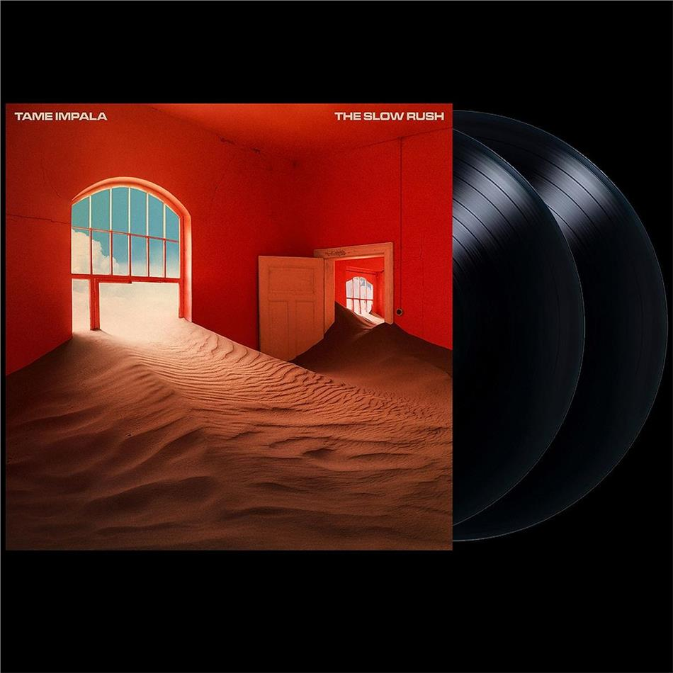 Tame Impala - The Slow Rush (2 LPs)