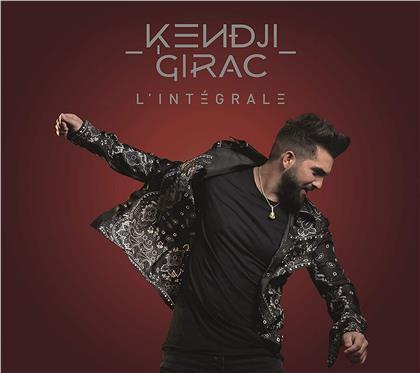 Kendji Girac - L'integrale (3 CDs)