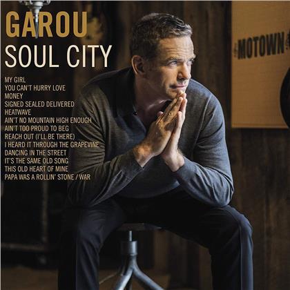 Garou - Soul City (Digipack)