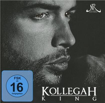 Kollegah - King (2019 Reissue, CD + DVD)