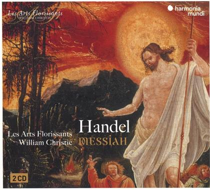 William Christie & Les Artes Florissant - Messiah (2 CDs)