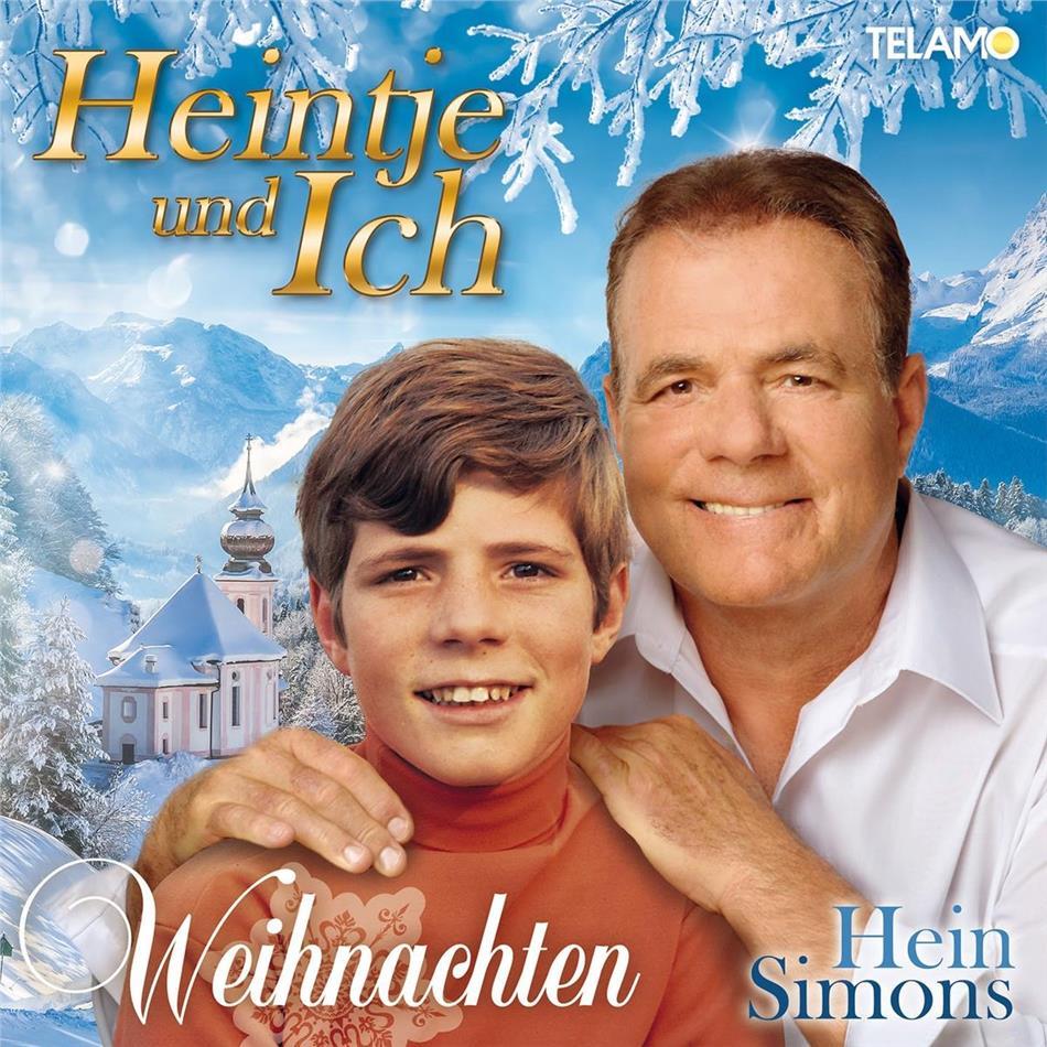 Hein Simons - Heintje und Ich: Weihnachten (2019 Reissue)