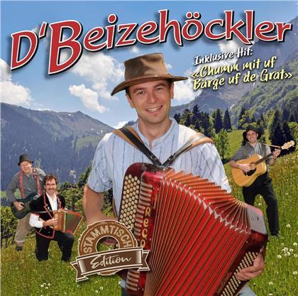 D'Beizehöckler - Chumm mit uf Bärge uf de Grat (Stammtisch-Edition, 2 CDs)