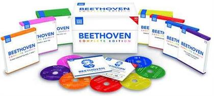 Ludwig van Beethoven (1770-1827) - Complete Edition (2019 Reissue, Naxos, 90 CDs)
