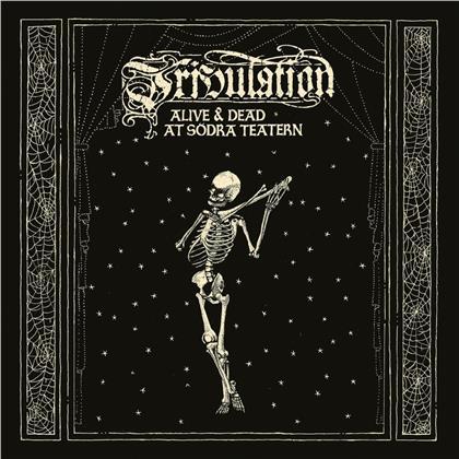Tribulation - Alive & Dead At Sodra Teatern (3 CDs)