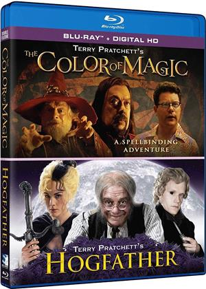 Color Of Magic (2008) / Hogfather (2006) - Terry Pratchett