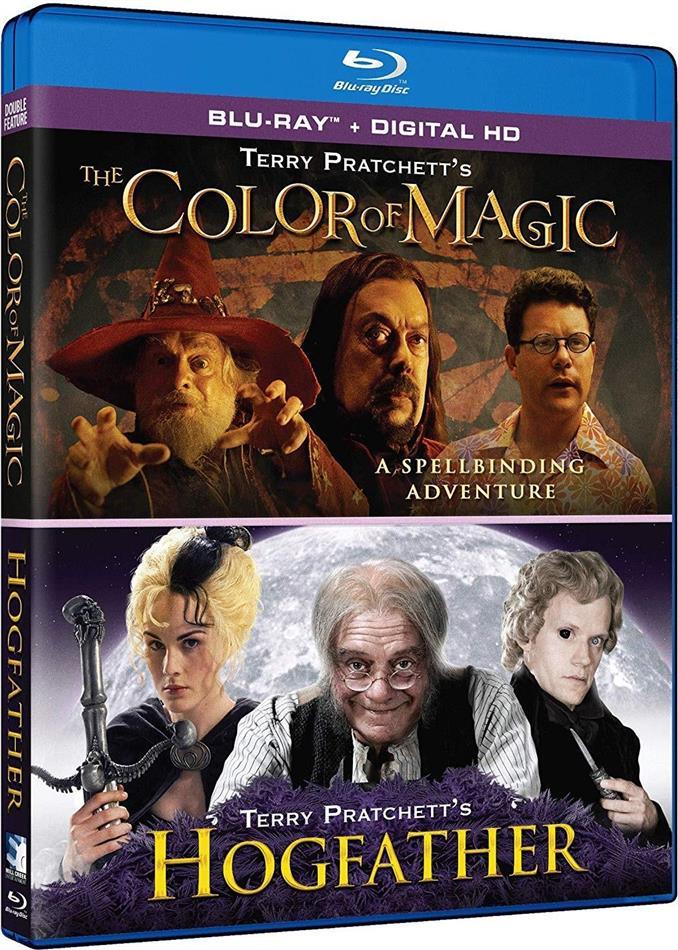 Color Of Magic (2008) / Hogfather (2006) - Terry Pratchett