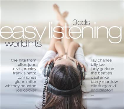Easy Listening World Hits (3 CDs)
