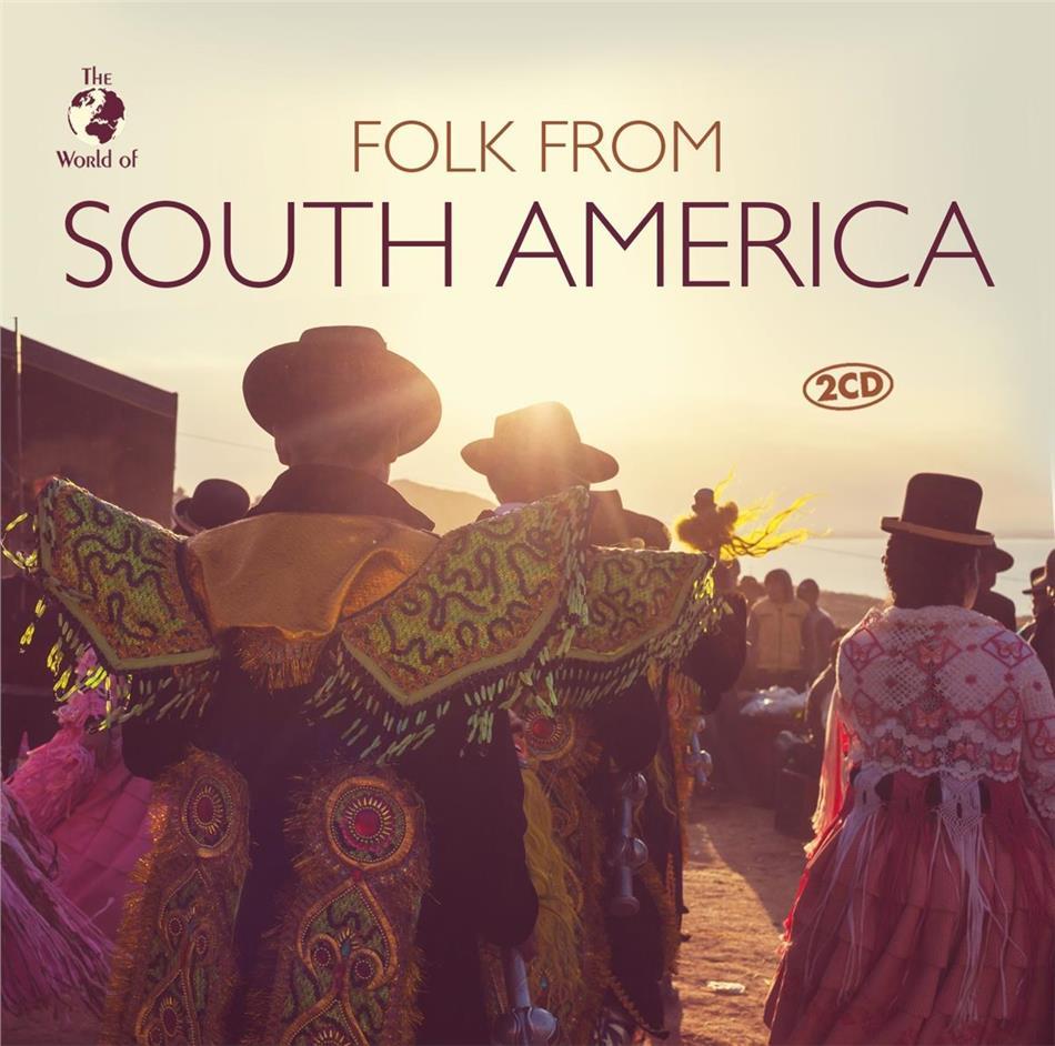 Folksongs (2 CDs)