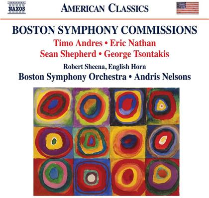 Andris Nelsons - Boston Symphony Commission