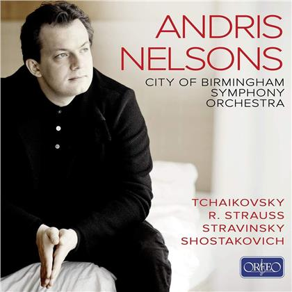 Andris Nelsons - Works (Boxset, 9 CDs)