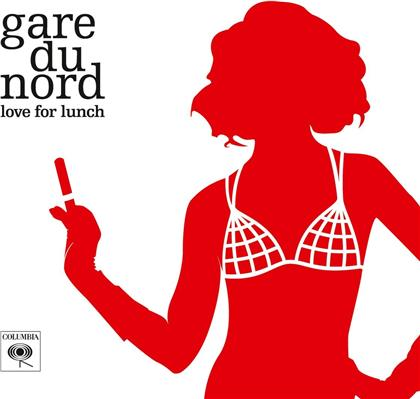 Gare Du Nord - Love For Lunch (Music On Vinyl, 2019 Reissue, Colored, LP)