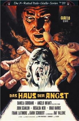 Das Haus der Angst (1974) (Grosse Hartbox, Cover A, The X-Rated Italo-Giallo-Series, Giallo Serie, Edizione Limitata)