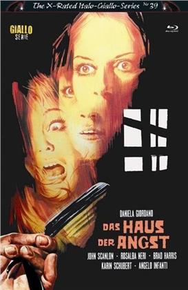 Das Haus der Angst (1974) (Grosse Hartbox, Cover B, The X-Rated Italo-Giallo-Series, Giallo Serie, Limited Edition)