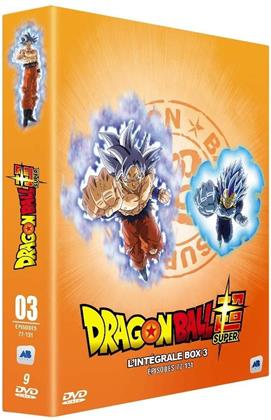 Dragon Ball Super - Box 3 (9 DVDs)