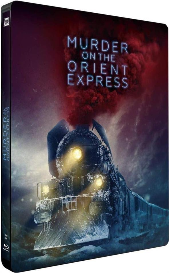 Murder on the Orient Express (2017) (Limited Edition, Steelbook)