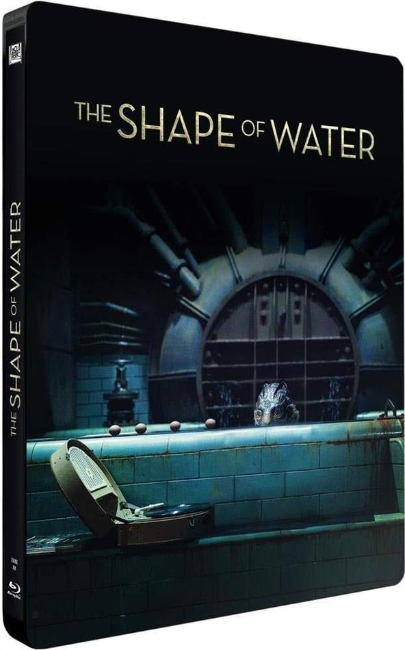 The Shape of Water - La forme de l'eau (2017) (Limited Edition, Steelbook)