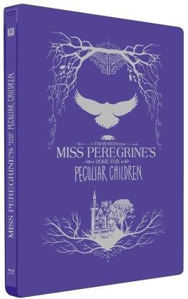 Miss Peregrine's Home for Peculiar Children - Miss Peregrine et les Enfants Particulier (2016) (Edizione Limitata, Steelbook)