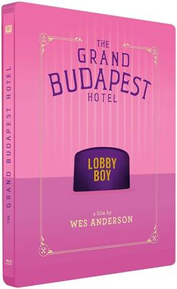 The Grand Budapest Hotel (2014) (Limited Edition, Steelbook)