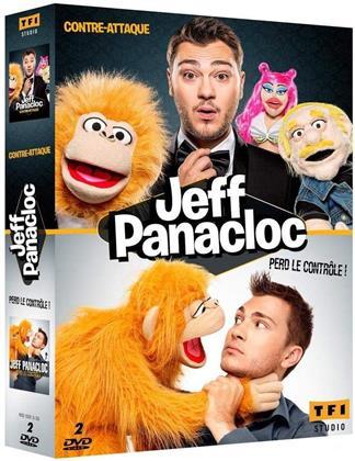 Jeff Panacloc - Perd le contrôle ! / Contre-attaque (2 DVDs)