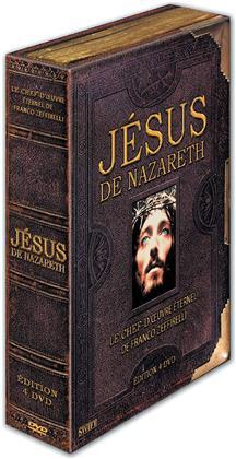 Jesus de Nazareth (1977) (4 DVDs)