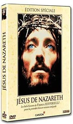 Jésus de Nazareth (1977) (2 DVDs)