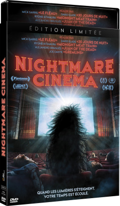 Nightmare Cinema (2018) (Limited Edition)