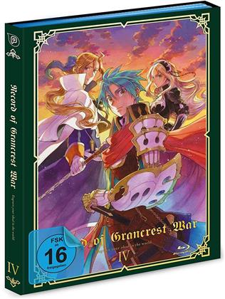 Record of Grancrest War - Vol. 4