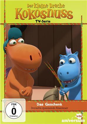 Der kleine Drache Kokosnuss - TV-Serie - Das Geschenk