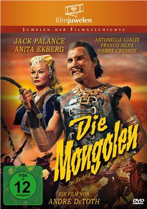 Die Mongolen - Der Raubzug des Dschingis Khan (1961) (Filmjuwelen)
