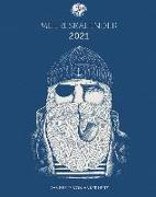 Ankerherz Wandkalender 2021